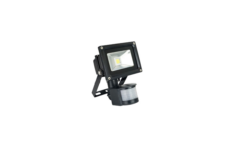 Ultra Slim Προβολέας LED 50w με Ανιχνευτή Κίνησης Λευκό 6000K Υψηλής Φωτεινότητας – OEM