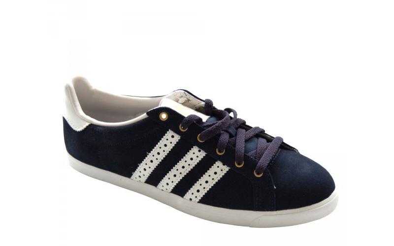 Γυναικείο Casual Παπούτσι Adidas Court Star Slim σε Μπλε Μαρέν/Λευκό Χρώμα, Adid γυναίκα   υπόδηση