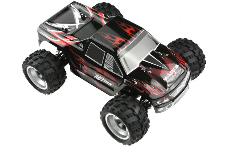 Τηλεκατευθυνόμενο Εκτός Δρόμου Αυτοκίνητο 4x4 1:18 Big Foot Off Road με μέγιστη  gadgets   drones   τηλεκατευθυνόμενα