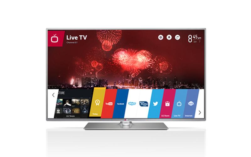 Τηλεόραση LG CINEMA 3D Smart TV με webOS Full HD, LG 50LB650V - LG τεχνολογία   τηλεοράσεις