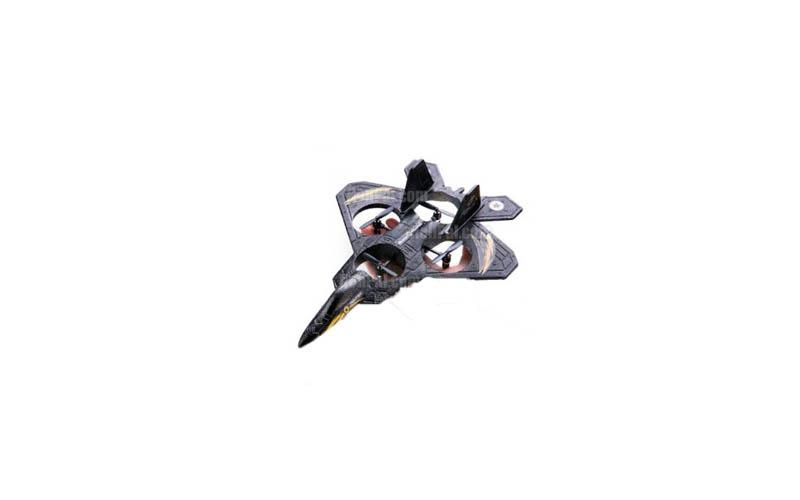 Τηλεκατευθυνόμενο Αεροπλανάκι F22 Fighter 4-Axis 4CH 3D για Απίθανα Ακροβατικά - gadgets   drones   τηλεκατευθυνόμενα