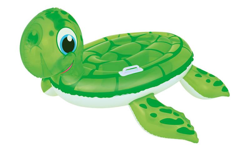 Φουσκωτό Παιδικό Παιχνίδι Θαλάσσια Χελώνα 140x140 cm, Sea Turtle Ride-On, Bestway 41041 - Bestway