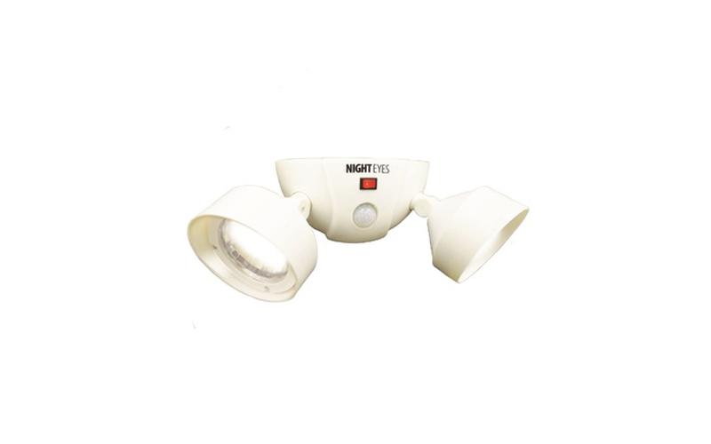 Διπλό Ασύρματο Φωτιστικό LED με Ανιχνευτή Κίνησης Night Eyes – OEM