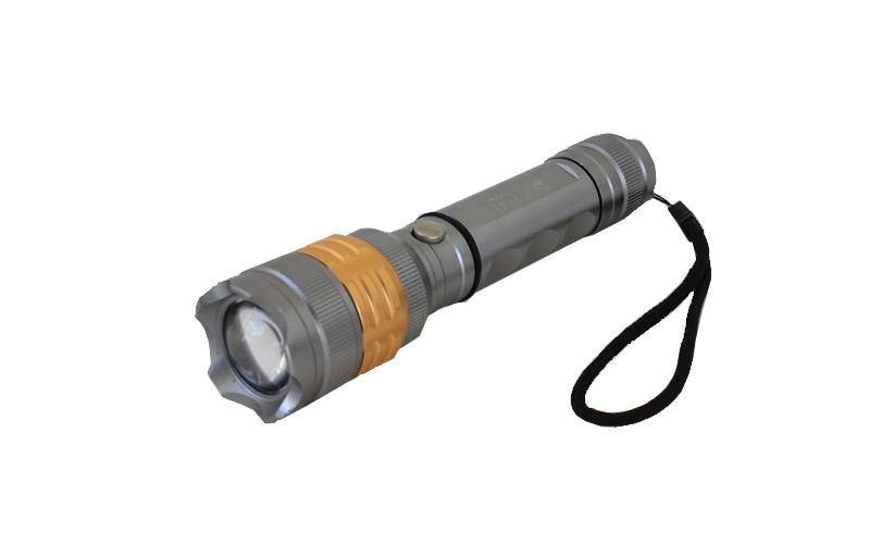 Επαναφορτιζόμενος Φακός LED LED CREE - OEM gadgets   φακοί
