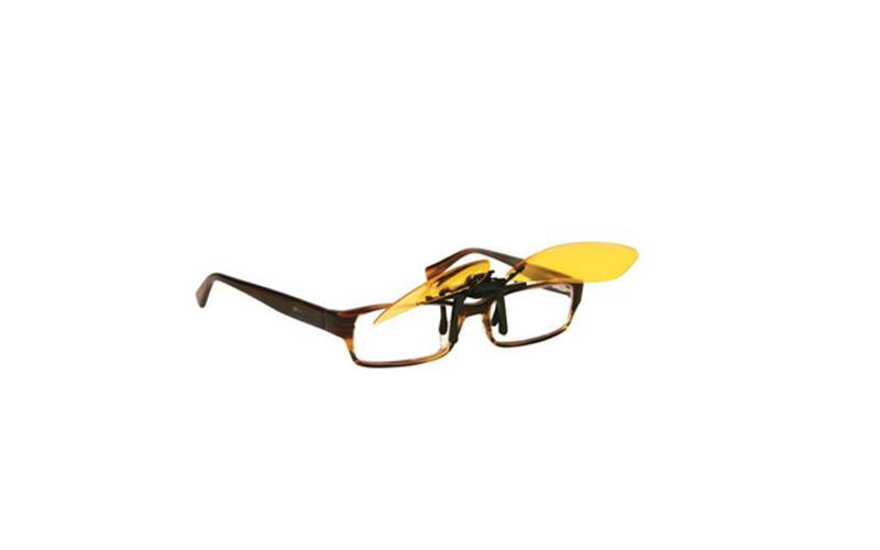 Φακοί Νυχτερινής Όρασης Night View Clip Ons για Στερέωση σε Κανονικά Γυαλιά - OE υγεία  και  ομορφιά   οπτικά γυαλιά