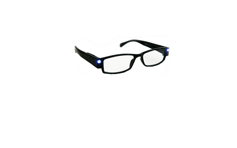 Γυαλιά Πρεσβυωπίας με Φωτισμό LED με βαθμό +2.00 - EasyLight Reading Glasses - O υγεία  και  ομορφιά   οπτικά γυαλιά