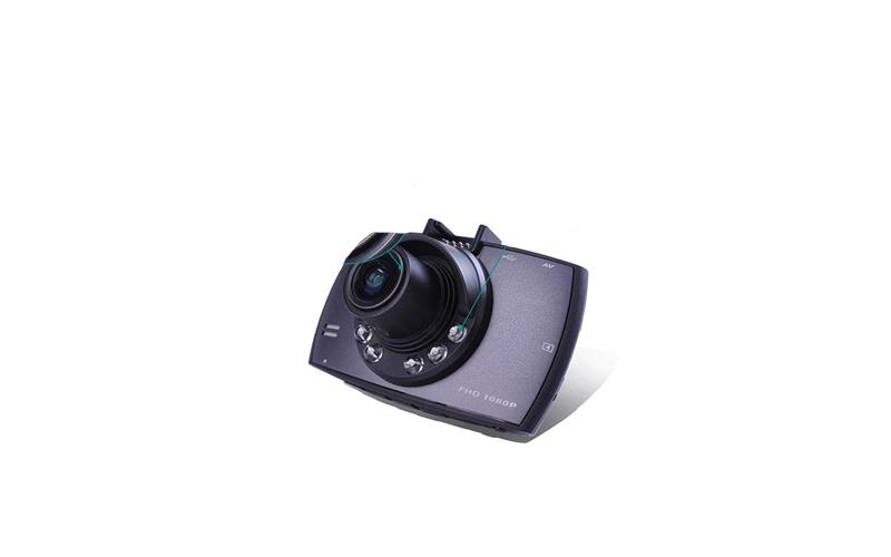 Καταγραφικό HD DVR Κάμερα Αυτοκινήτου με LCD 2,7