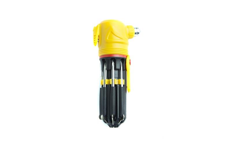 Σετ 12 σε 1 Πολυεργαλείο - Φακός LED QC-207 - OEM εργαλεία για μαστορέματα   αξεσουάρ  και  αναλώσιμα ηλεκτρικών εργαλείων