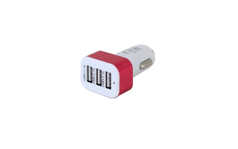 Φορτιστής Αυτοκινήτου με 4 Θύρες USB για τον αναπτήρα του αυτοκινήτου Ισχύος 2.1 gps και είδη αυτοκινήτου   φορτιστές usb για το αυτοκίνητο