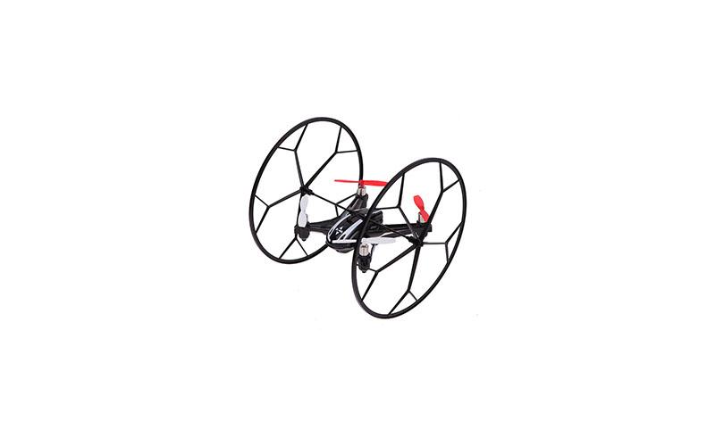 Τηλεκατευθυνόμενο Τετρακόπτερο Rolling Drone 6 Axis Gyro 2.4GHz με Κάμερα 480p - gadgets   drones   τηλεκατευθυνόμενα
