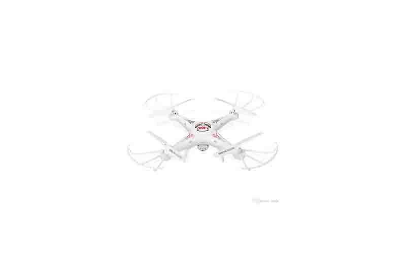 WiFi Τηλεκατευθυνόμενο Ελικόπτερο Quadcopter 6 Axis Gyro 2.4GHz με Camera GALAXY gadgets   drones   τηλεκατευθυνόμενα
