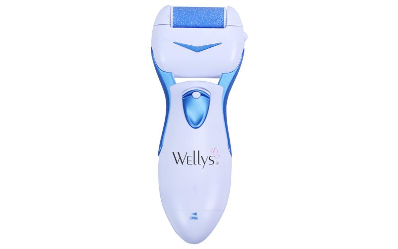 """Ηλεκτρική Συσκευή Αφαίρεσης Κάλων για τα Πόδια""""Roto"""", Wellys 124007 - Wellys προϊόντα ομορφιάς   μανικιούρ και πεντικιούρ"""