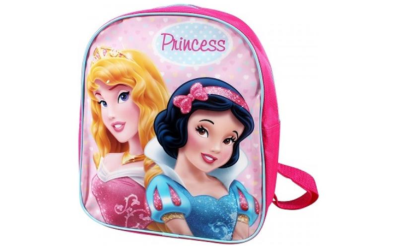 Disney Σχολική Τσάντα Νηπιαγωγείου Δημοτικού Σακίδιο Πλάτης 27x23x7cm με θέμα Pr σχολικά είδη   σχολικές τσάντες