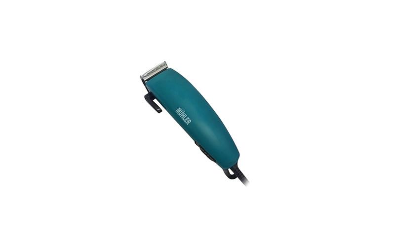 Σετ Μηχανή Κουρέματος Ρεύματος, Muhler Mc-907s μπλε, 109135 - Muhler υγεία  και  ομορφιά   ξυριστικές μηχανές