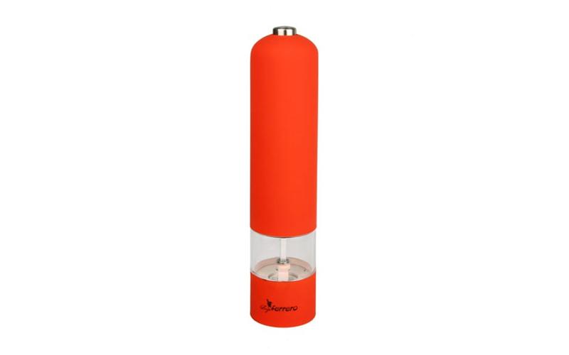 Luigi Ferrero FR-301E Ηλεκτρικός Ανοξείδωτος Μύλος Πιπεριού Αλατιού και άλλων Μπ ηλεκτρικές οικιακές συσκευές   μύλοι άλεσης