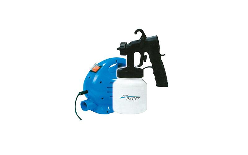 Max Paint gun Ηλεκτρικό Πιστόλι Βαφής 650w  Muhler