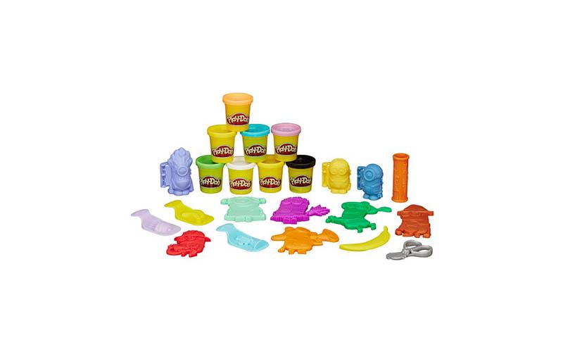 Φτιάξτε τα δικά σας Minions, Play Set Makin Mayhem , Play-Doh B 0498 - play doh παιχνίδια  παιδί  και  βρέφος   έξυπνα   εκπαιδευτικά παιχνίδια