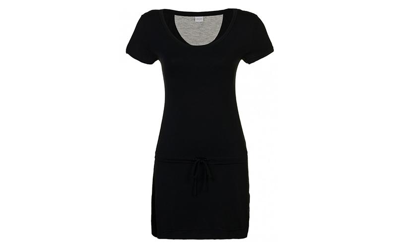 Γυναικείο Νυχτικό από Σπάντεξ και Modal σε Μαύρο χρώμα, JOOP! P8201-231 - JOOP! γυναικεία ένδυση   γυναικεία φορέματα