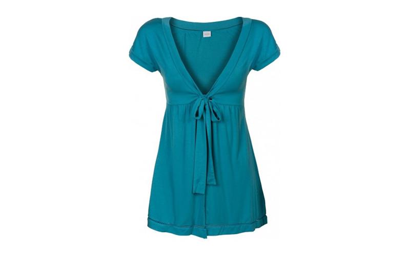 Γυναικεία Μπλούζα από Σπάντεξ και Modal σε Πετρόλ χρώμα, JOOP! P8201-329 - JOOP! γυναικεία ένδυση   γυναικείες μπλούζες