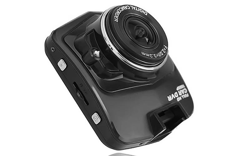 Καταγραφικό Full HD DVR Ψηφιακή Κάμερα 1080p με G-sensor και 6 Led για νυχτερινή
