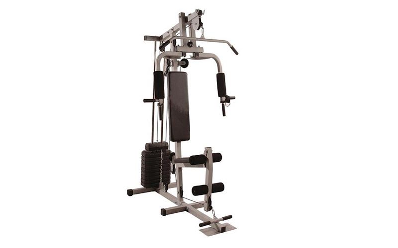 Πολυόργανο γυμναστικής με πέκ ντέκ, κοπηλατική, Εκτάσεις ποδιών Επαγωγοί- Προσαγ γυμναστική  και  fitness   ελλειπτικά   περιπατητές