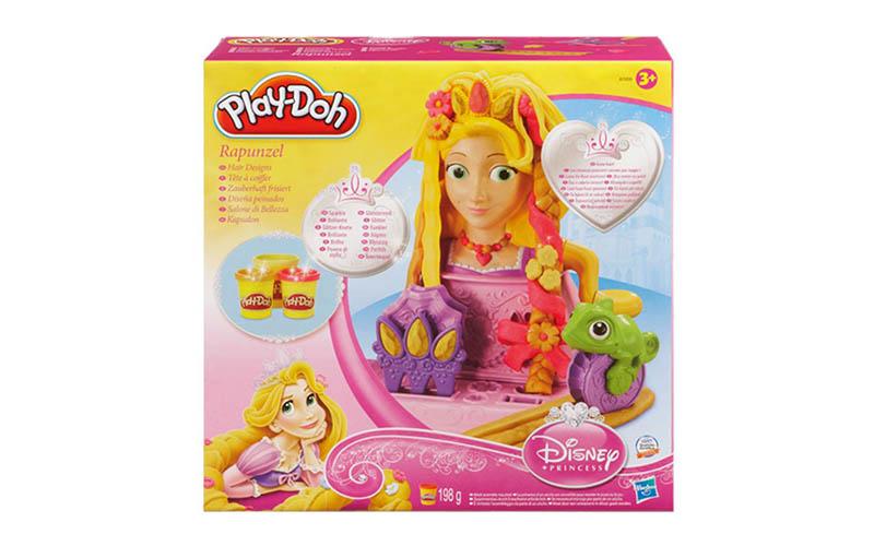 Play-Doh ,Disney Princess Ραπουνζέλ ,1056 - play doh παιχνίδια  παιδί  και  βρέφος   έξυπνα   εκπαιδευτικά παιχνίδια
