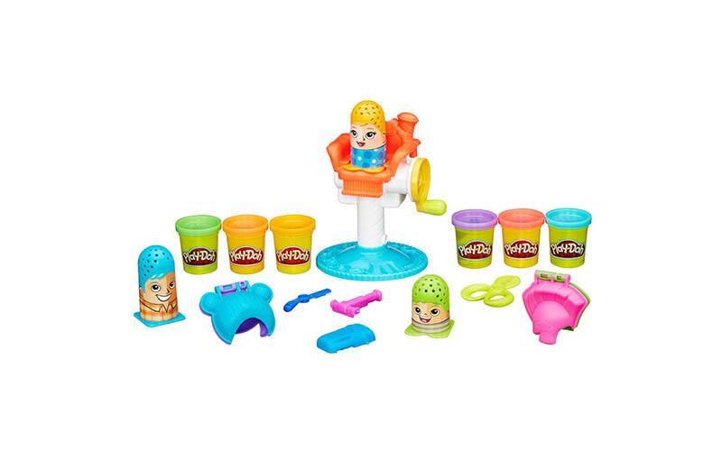 Ατελείωτες Ώρες Παιχνιδιού, Με Το Τρελό Κουρείο Της Play-Doh , B 1155 - play doh παιχνίδια  παιδί  και  βρέφος   έξυπνα   εκπαιδευτικά παιχνίδια