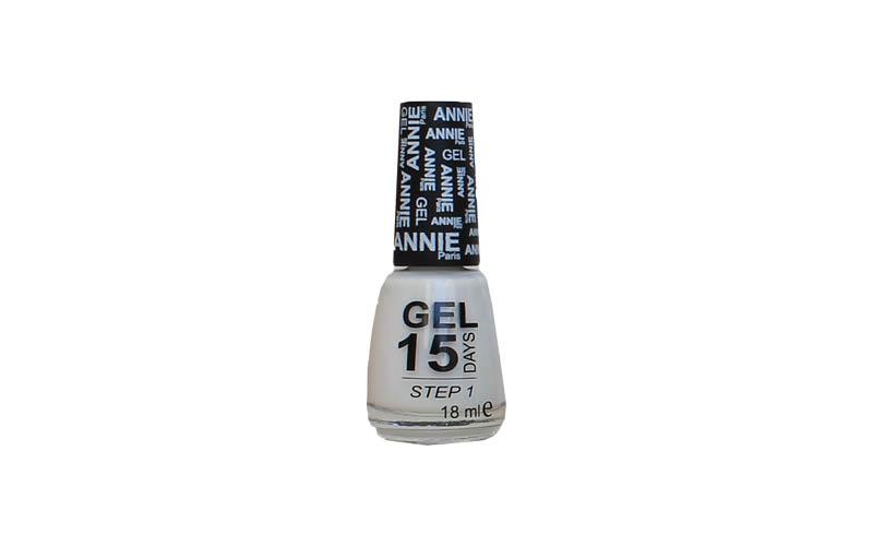 Βερνίκι Νυχιών 18ml, Annie Paris Gel Effect, 19245, Νο 1 - Annie Paris προϊόντα ομορφιάς   μανικιούρ και πεντικιούρ