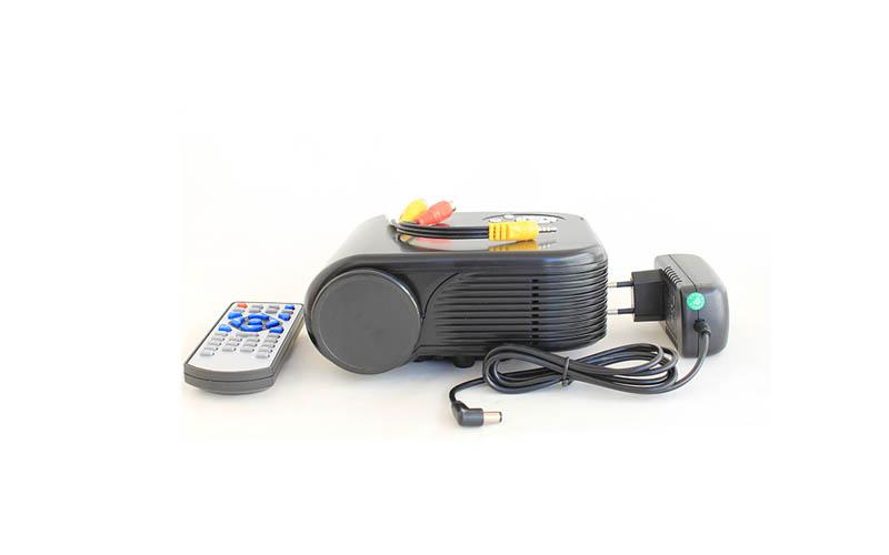 Μίνι προτζέκτορας H88 LCD/LED Video Micro Multimedia Projector Home - OEM τεχνολογία   projectors