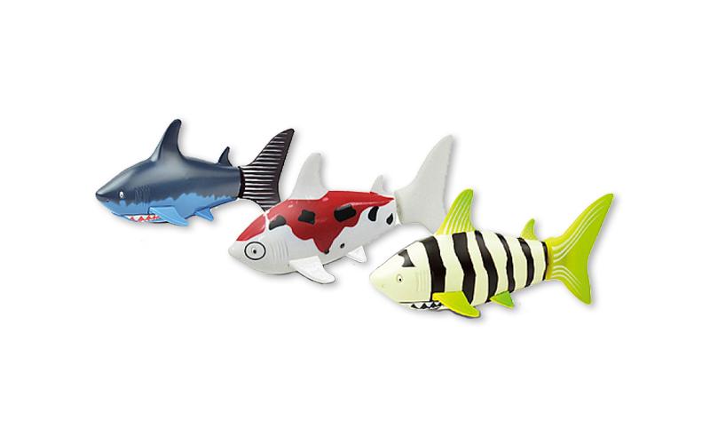 Τηλεκατευθυνόμενο Παιχνίδι Καρχαρίας με 2 καρχαρίες 2 τηλεχειριστήρια και πισίνα gadgets   drones   τηλεκατευθυνόμενα