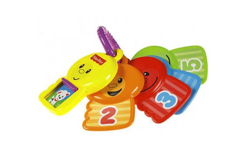 Χαρούμενα Κλειδάκια, Της Fisher-Price Υ 4294 - Fisher Price παιχνίδια  παιδί  και  βρέφος   έξυπνα   εκπαιδευτικά παιχνίδια
