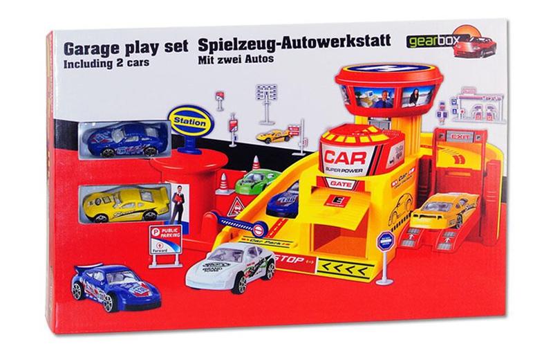 Σετ Παιδικό Παιχνίδι Γκαράζ Car Super Power με ασανσέρ οχήματα και άλλα αξεσουάρ παιχνίδια  παιδί  και  βρέφος   έξυπνα   εκπαιδευτικά παιχνίδια