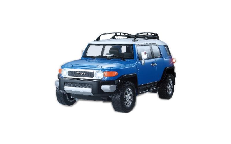 Τηλεκατευθυνόμενο Αυτοκίνητο RC Mini Toyota FJ Cruiser 1:43 Official Product, Ra gadgets   drones   τηλεκατευθυνόμενα