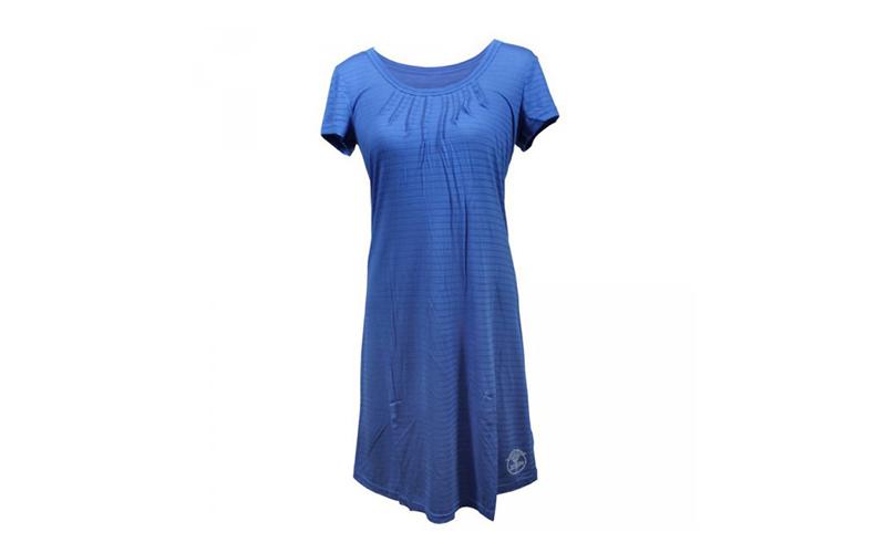 Γυναικείο Νυχτικό από Βισκόζη και Modal σε Μπλε ριγέ χρώμα, JOOP! P8201-35102 -  γυναικεία ένδυση   γυναικεία φορέματα