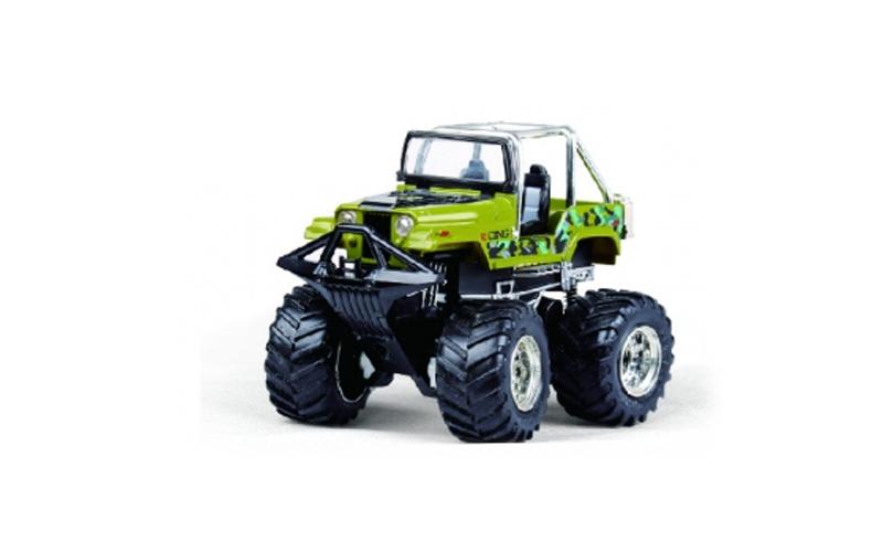 Τηλεκατευθυνόμενο Αυτοκίνητο Παιχνίδι RC Off Road Truck Jeep 1:43, Rayline 8013  gadgets   drones   τηλεκατευθυνόμενα