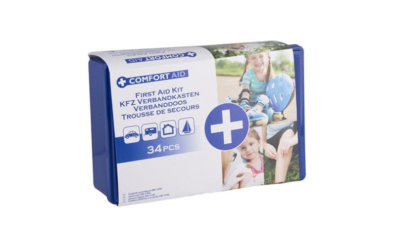 Κουτί πρώτων βοηθειών, Comfort Aid 99829 - Comfort Aid υγεία  και  ομορφιά   διάφορα