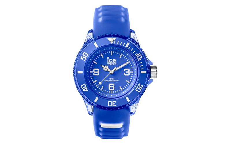 Ρολόι Sport Unisex, μηχανισμός Quartz σε ανοιχτό Μπλε χρώμα, της σειράς Ice Aqua άνδρας   ρολόγια