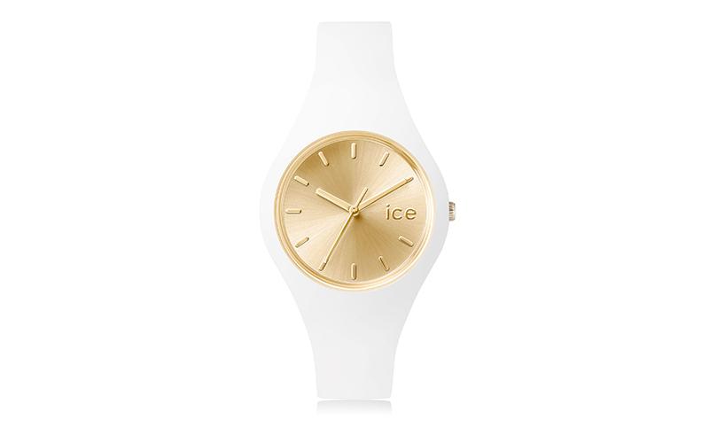 Ρολόι Γυναικείο, μηχανισμός Quartz σε Λευκό χρώμα, της σειράς Ice Chic, Ice Watc ρολόγια χειρός   γυναικεία ρολόγια χειρός