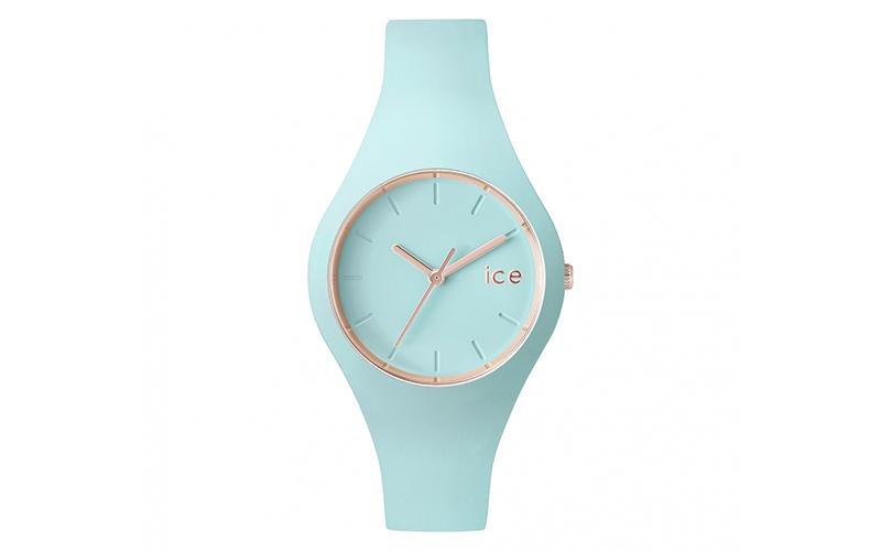 Ρολόι Γυναικείο, μηχανισμός Quartz σε Γαλάζιο παστέλ χρώμα, της σειράς Glam Past γυναίκα   ρολόγια