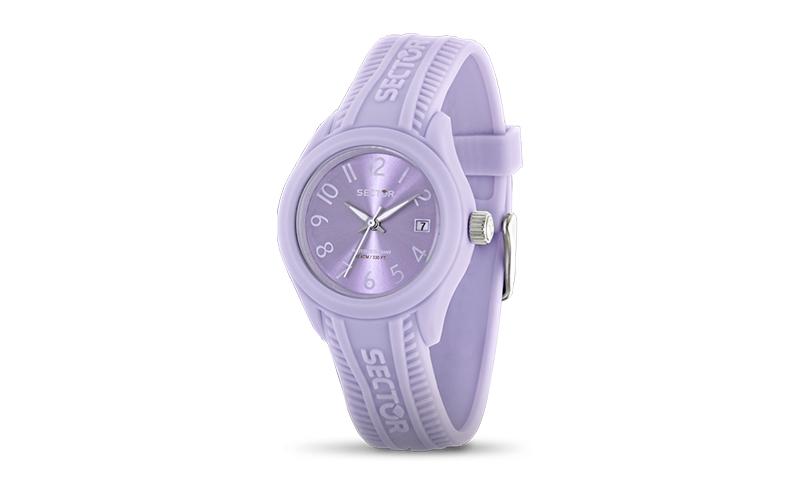 Sector R3251576504 Ρολόι Sport Γυναικείο, ελβετικός μηχανισμός Quartz σε Λιλά χρ ρολόγια χειρός   γυναικεία ρολόγια χειρός