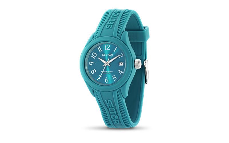 Sector R3251576506 Ρολόι Sport Γυναικείο, ελβετικός μηχανισμός Quartz σε Green S ρολόγια χειρός   γυναικεία ρολόγια χειρός