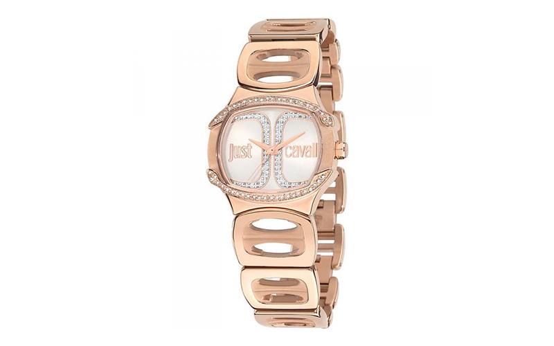 Γυναικείο Ρολόι Time Born Rose Gold Steel Bracelet, Just Cavalli R7253581504 - J γυναίκα   ρολόγια