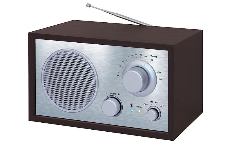Ράδιο με Νοσταλγική διάθεση και υποστήριξη Bluetooth, Terris NRB243 - Terris τεχνολογία   ηχεία