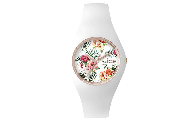 Ρολόι Γυναικείο, μηχανισμός Quartz σε Λευκό χρώμα, της σειράς ICE FLOWER, Ice Wa ρολόγια χειρός   γυναικεία ρολόγια χειρός