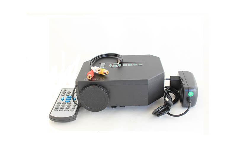 Φορητός Προβολέας UC30 - Mini Led Projector - HDMI - VGA - USB - AV - SD - 640x4 τεχνολογία   projectors