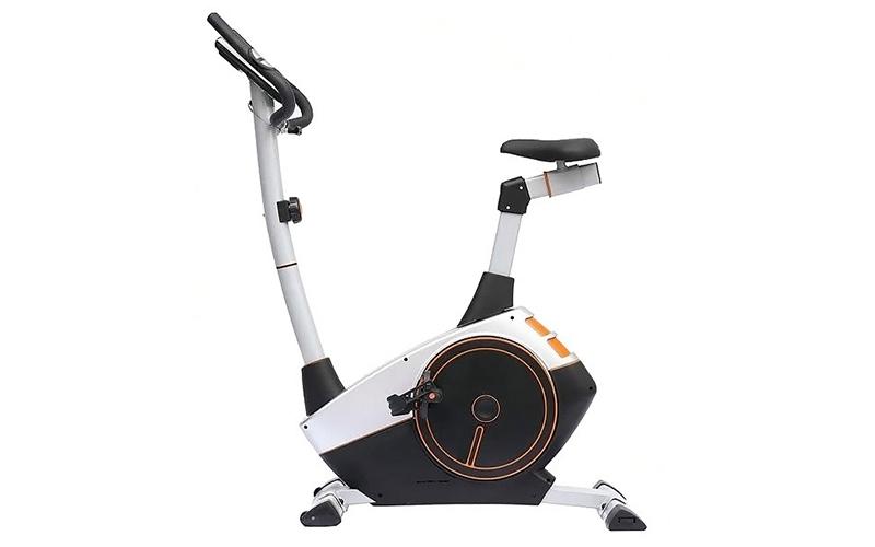 Muhler Μαγνητικό ποδήλατο γυμναστικής για 120 κιλά βάρος με δίσκο 8 κιλά Avento  όργανα γυμναστικής   στατικά ποδήλατα