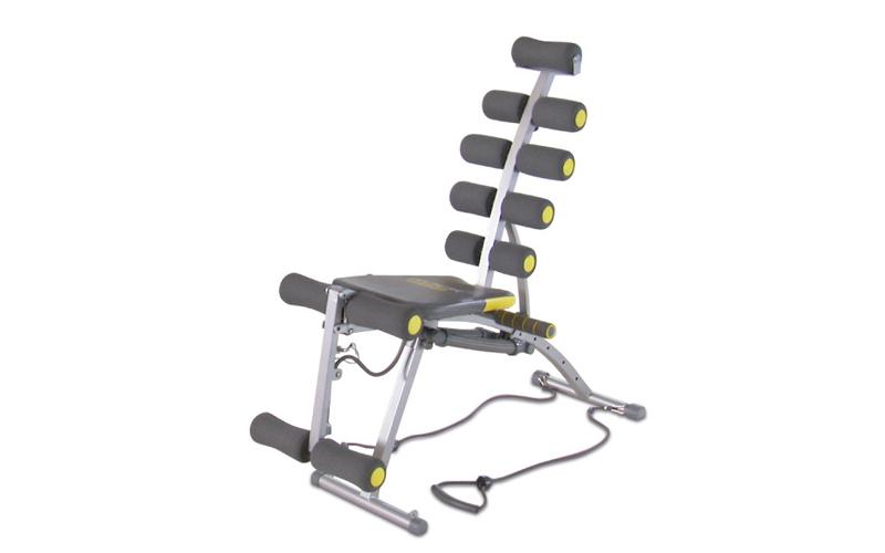 Πολυόργανο γυμναστικής Rock Gym ROG001 Πάγκος Εκγύμνασης για Κοιλιακούς Χερια κα γυμναστική  και  fitness   όργανα κοιλιακών   αεροβικής