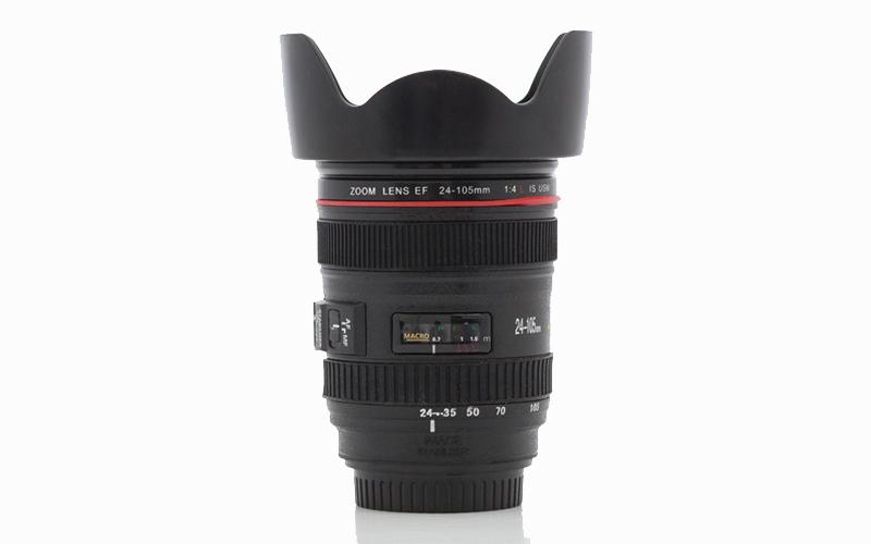 Κουμπαράς σε σχέδιο Φακού Κάμερας 16.5x5.5x10.5 cm, Ultrasonic V0300172 - ULTRASONIC
