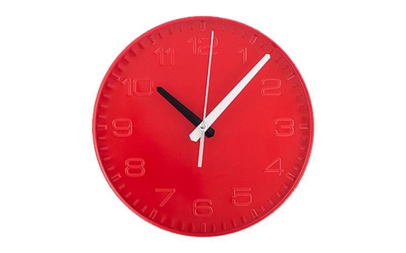Ρολόι Τοίχου για την Κουζίνα με διάμετρο 25cm σε σχέδιο Κονσέρβας Ντομάτας, Balv διακόσμηση και φωτισμός   ρολόγια τοίχου  επιτραπέζια και επιδαπέδια ρολόγια