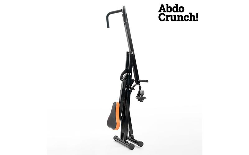 Abdo CRUNCH Tο Ολοκληρωμένο Όργανο γυμναστικής που γυμνάζει όλο το σώμα ταυτόχρο γυμναστική  και  fitness   πολυόργανα